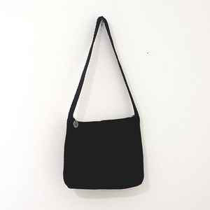The Sak Black Woven Purse